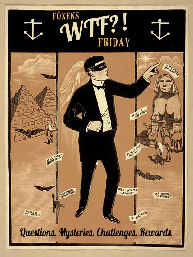 WTF-Friday-Poster